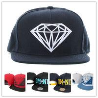 Diamond Cap Men's Baseball Cap Fashion Hip Hop Hat NEFF Trukfit Pink Dolphin Swagg MMG DGK WuTang YOLO Snake Skin Cap