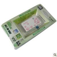High speed universal card reader sd xd tf m2 mmc