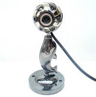 Dolphin high definition belt noctovision bookishness desktop webcam
