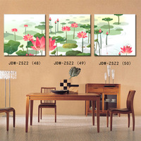 Picture frame decorative painting aesthetic chinese style office painting