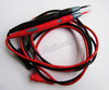 2PCS 1meter Multimeter Probe Test Cable Lead B01(China (Mainland))