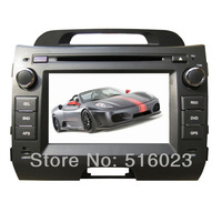 KIA 2010 Sportage DVD Player  7.0 inch Digital Touch Screen with GPS, Bluetooth Radio