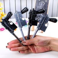 Free shipping Korea stationery gun style ballpoint ball pen