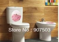 Wall stick - Korean creative DIY color closestool stick waterproof don't fade make fun of toilet and g