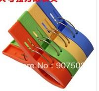Large powerful laundry clip plastic clotheshorse quilt clip large hangers clip (1 a)