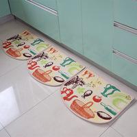Japanese style kitchen mat balcony sliding door mats slip-resistant pad hotel doormat carpet measurement