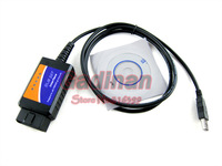 1.5V,ELM327 USB  Interface Scanner, OBDII OBD2 CAN-BUS Diagnostic Scanner