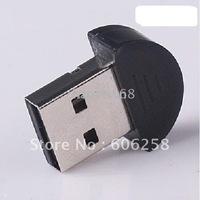 Wholesale - 100pcs Mini USB 2.0 Bluetooth Adapter Dongle for PC Laptop