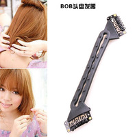 Wholesale-KAI-Hair Maker Styling Insert Tool-Long Hairstyle to Bob Hairstyle #N691