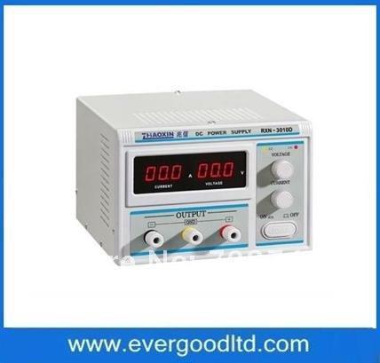 Промышленный источник питания Zhaoxin RXN /3010d DC RXN-3010D импульсный источник питания zhaoxin em trust rxn 303d 30v 3a
