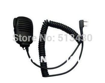 10PCS BRAND NEW Light Duty Shoulder Speaker microphone 4 Baofeng UV-5R BF-UV5R FD-880 KG-689 KG-816 KG-819 JT-988 Two way radio