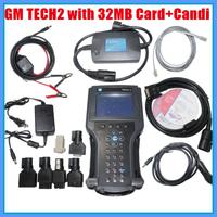 Diagnostic tool GM TECH2 support 6 software(GM,OPEL,SAAB ISUZU,SUZUKI HOLDEN)  gm tech 2 scanner with candi