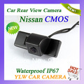 Car rear view camera for Nissan Qashqai with CMOS pc1030 chipset waterproof and wide view angle free shipping