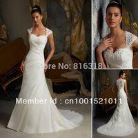 Vestido De Noiva 2014 Sereia Vintage Sexy Mermaid Wedding Dress Cheap Lace Wedding Dress 2014 Bridal Gown Vestido De Casamento