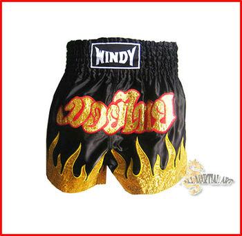 Free Shipping Muay Thai Boxing MMA Sanda Shorts Trunks Size M-XL (U024) !!