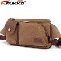 High quality new arrival unisex canvas waist packs,fashion waist pouch ,waist bags FJ16
