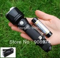 Free shipping Fenix TK22 Cree XM-L(U2) 650 Lm LED Flashlight+charger+ARB-L2 18650 lithium battery (Charger Kit)