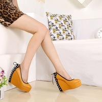 Free shipping special designer sexy platform women's shoes fashion party dress (different colors,size US 5-7.5) squ093999-2