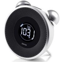 Rambled m0pro portable ofhead music alarm clock computer speaker audio fm radio usb flash drive sd