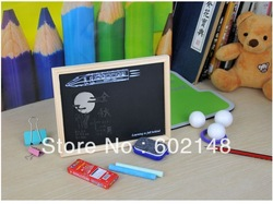 Free shipping 1pcs/lot samll size new design message board/Online Message(China (Mainland))