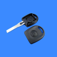 Car Keys Fob Shell For Volkswagen B5 Passat Transponder Key No Chip Inside