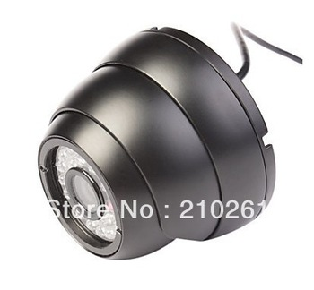 Free shipping CCTV 600TVL CMOS Indoor/Outdoor IR Vandal Resistant Dome Security Camera