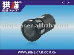 waterproof high definition night visionCCD rear view car Camera KC-06(China (Mainland))