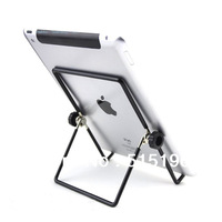 Metal Portable Multi Angle Steel Frame Mount Bracket Cradle Stand Holder for iPad, P1000, Tablet PC