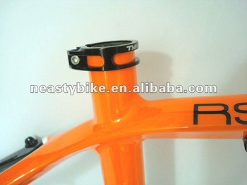 hot sale color painted frame orange color mountain frame 1100g carbon frame