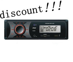 Car mp3 trainborn mp3 car card machine usb flash drive machine band radio usb flash drive player(China (Mainland))