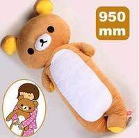 Plush toy easy bear long pillow bear doll dolls gift