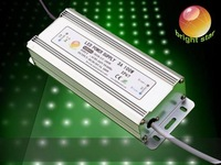 100w Constant current waterproof driver 100w Free Shipping ,PFC>0.98 Efficiency>90%  3 years warranty