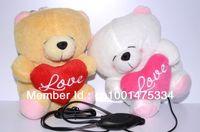 Christmas gift BB Bear Speaker Enjoy Music Portable USB Doll Speaker Box With Retail Package