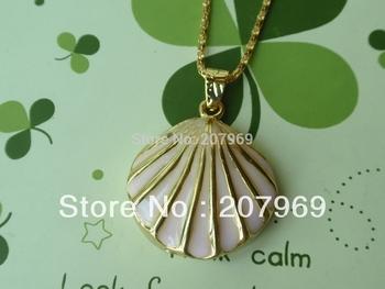 Free shipping new  jewerly sea shell 100% full memory usb flash drives new jewelry pen drives usb sticks
