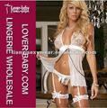 Free Shipping(1 pieces) 100% polyester Sexy Lingeries with G-String