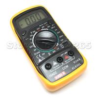 LCD Digital Multitester Multimeter AC DC ohm VOLT Meter
