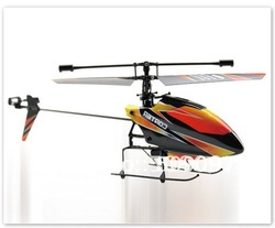 WL toys V911 4CH 2.4GHz Radio Control Helicopter/Bare Single Blade Gyro RC MINI Heli (Without Remote control+accessories)(China (Mainland))