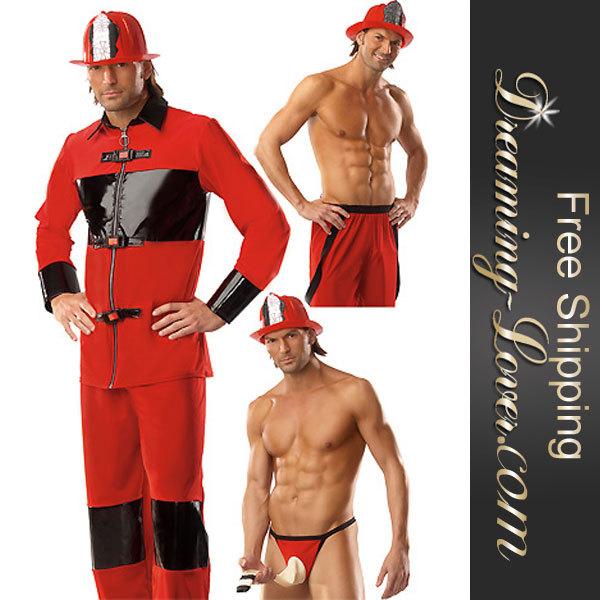 Секси костюмы на новый год мужские