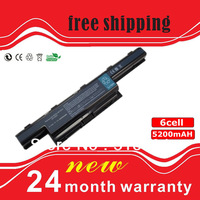 5200mah laptop battery for Acer AS10D31 AS10D3E AS10D41 AS10D51 AS10D61 AS10D71 AS10D73 AS10D75