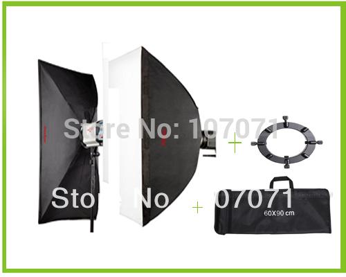 Flash Diffuser diffuser umbrella Wholesale Photo Studio Softbox 60x90cm Universal for Camera Photo