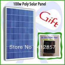 solar module 100w price