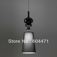 Free shipping + modern lamp fabric pendant lights