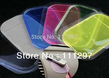 Free shipping 1500pcs/lot anti slip mat,sticky pad, anti slip Pad for car for phone slip mat sticky pad Washable