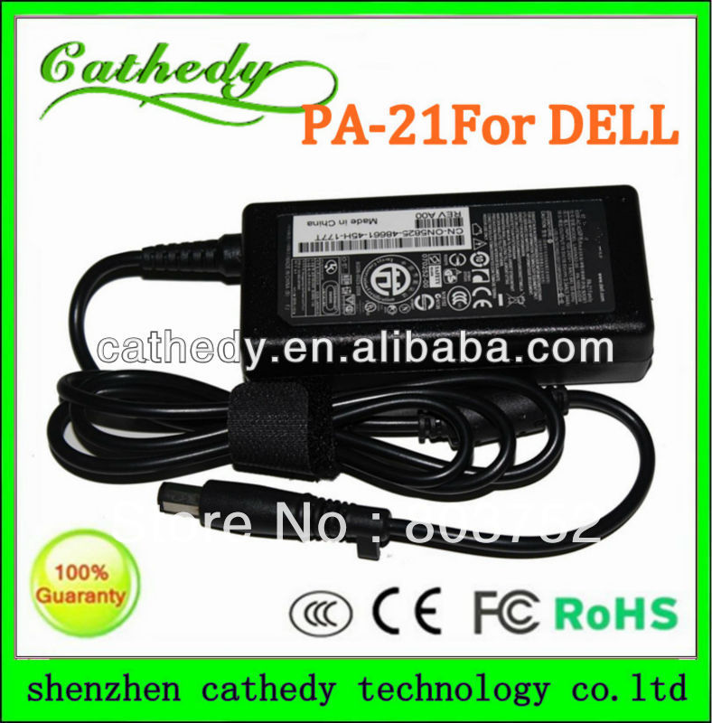 65W AC Adapter For Dell Inspiron 1545 PA-21 Family Charger Power Supply Cord New(China (Mainland))