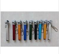 High quality 2pcs/lot Pen Type Car Dial Tire Gauge Tire Pressure Gauge Meter Pressure Tyre Measure car styling
