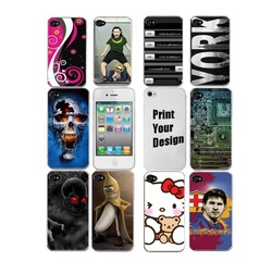 free sample custom case for iphone 4,hard plastic back cover for apple iphone 4s printing 300 designs for chose 10pcs/design(China (Mainland))