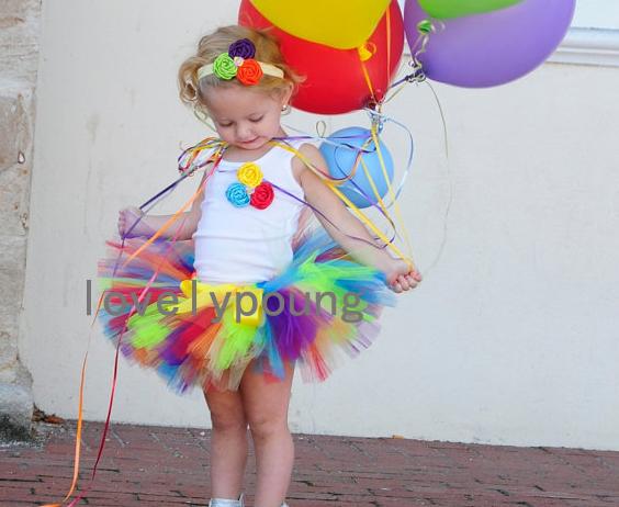 Пышные юбки на девочку 1 годик