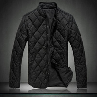 Men&#39;s clothing wadded jacket 2012 men&#39;s clothing outerwear winter outerwear male autumn and winter cotton-padded jacket plaid
