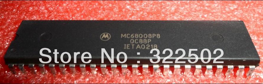 MC68008P8 DIP 16-Bit Microprocessor With 8-Bit Data Bus new stock ic Free Shipping(China (Mainland))