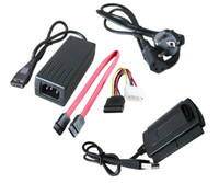 Free Shipping! USB 2.0 to IDE SATA 2.5 3.5 Hard Drive Converter Cable